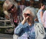 Learning to cope with sight loss Picture